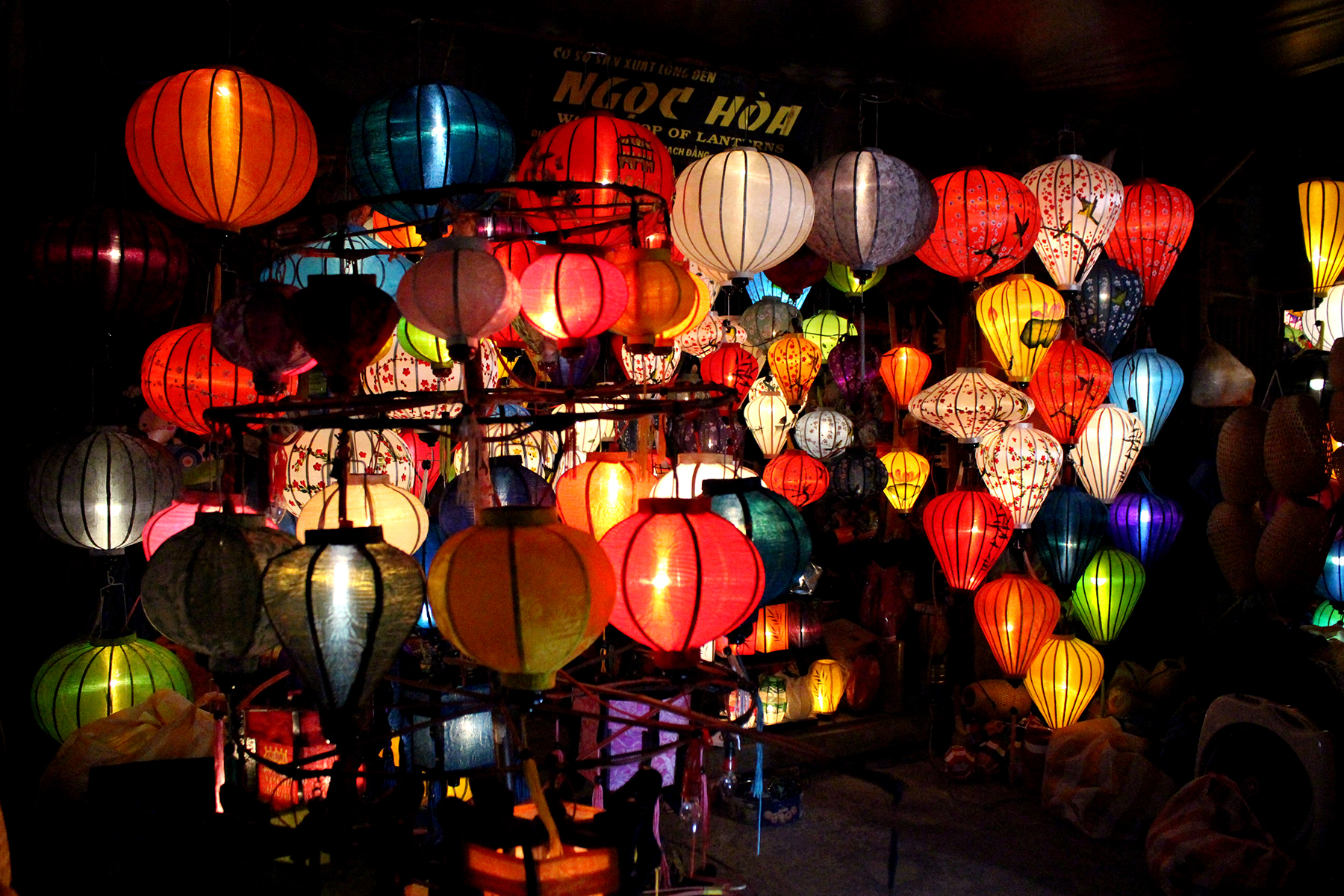 Lights, Colors and Magic in Hoi An