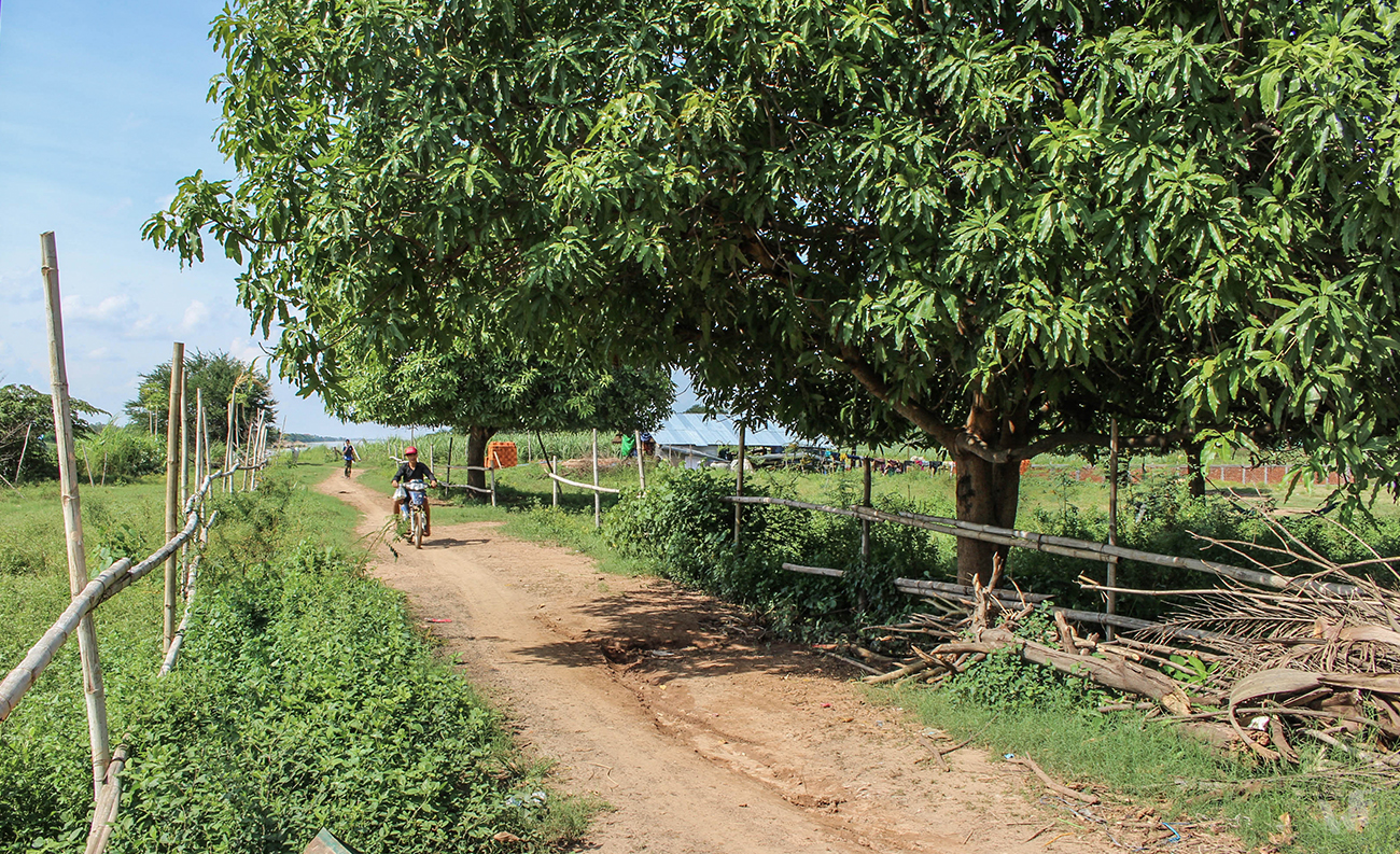 Cruising the Cambodian Countryside