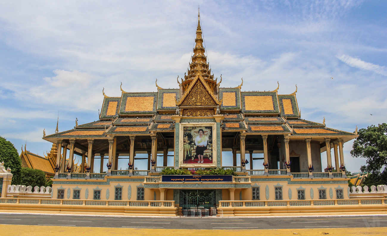 Phnom Penh, the City of Gold
