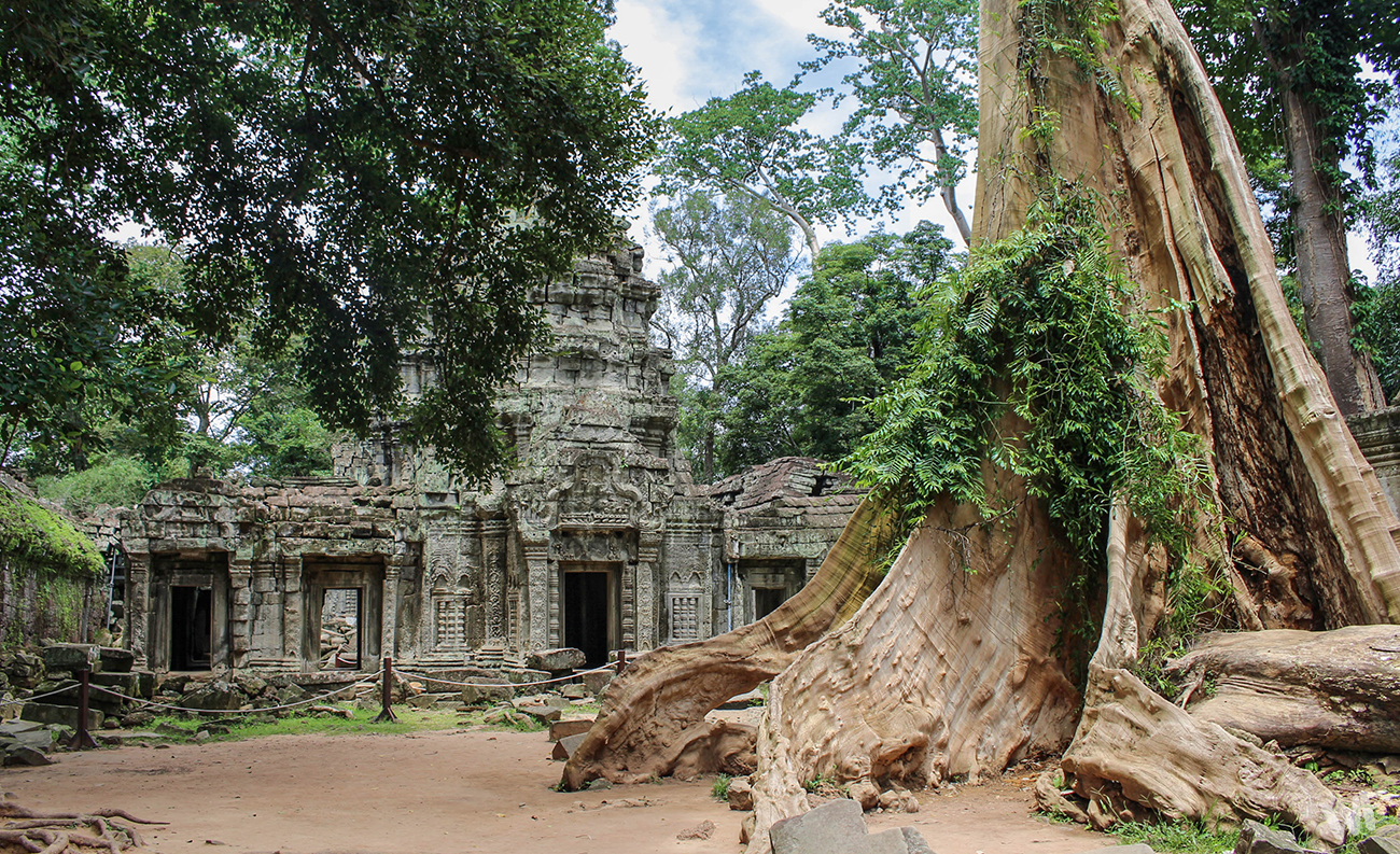 The Marvelous Mysteries of Angkor