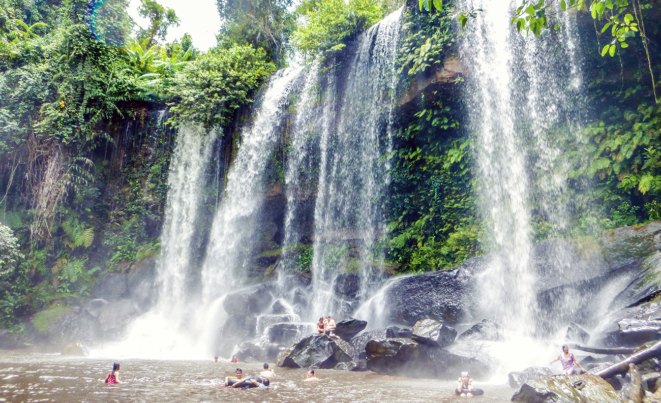 Ancient Wonders at Phnom Kulen, Cambodia's Sacred Mountain