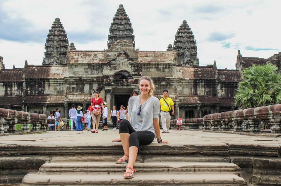 Anxiety Abroad: How Solo Travel Improved My Mental Health